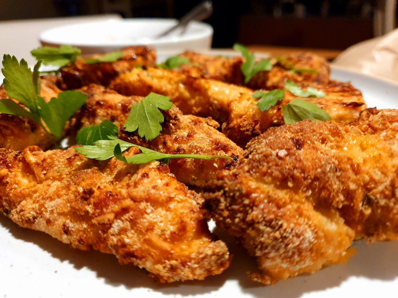 Baked Chicken Bites