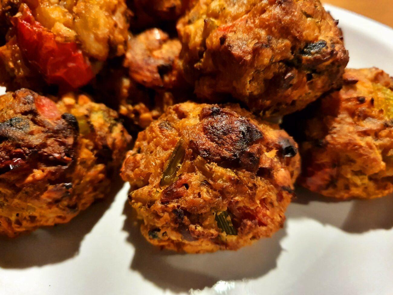 Meatless Vegetable Balls
